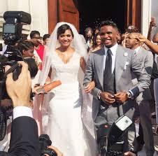 GEORGETTE ETO\u0027O, Sa robe de mariage a coûté 747 millions de F CFA